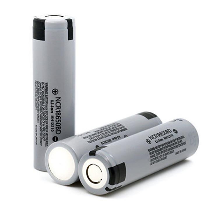 Panasonic NCR18650bd 18650 power battery 3200 mAh 10A electric battery