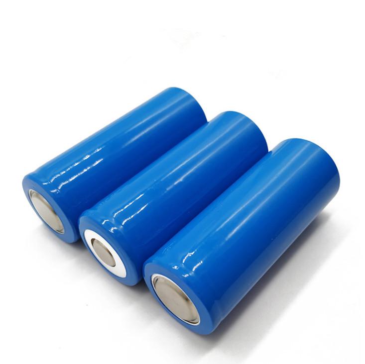 26650 Batería de litio cilíndrica 3.7V 2500mah baterías recargables para equipos de iluminación, Herramientas eléctricas, almacen de energia