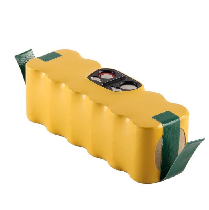 Bateria sobressalente de reposição para irobot,14.4v aspirador de pó bateria irobot roomba500