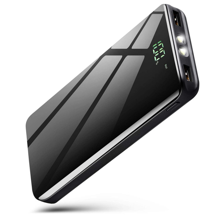 The annual composite growth rate of the 2020-2025 global power bank market is about 8.1%