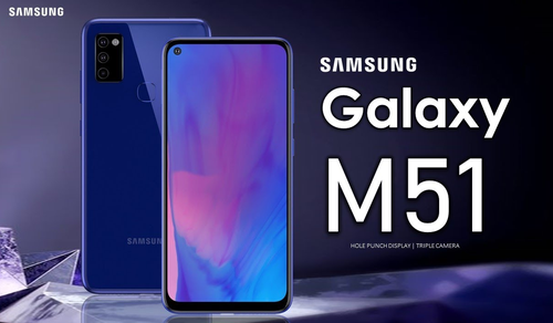 Samsung is about to launch an ultra-large battery M51 mobile phones
