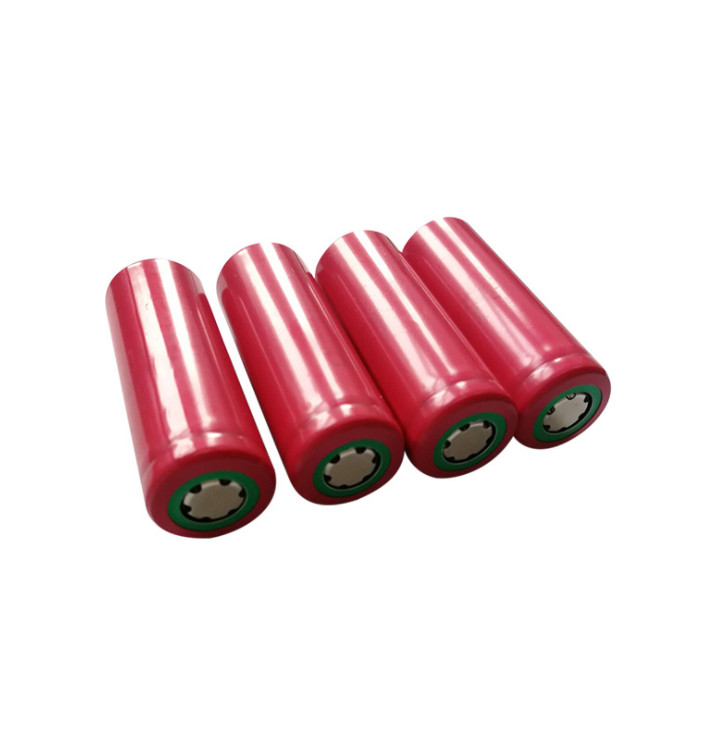 Sanyo UR18500FK 1620mAh cylindrical lithium-ion cell, flashlight battery, camera battery