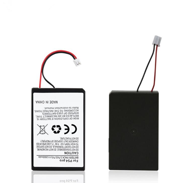 3.7Bateria de substituição V 2000mah para controlador de jogos Sony PS4 Pro