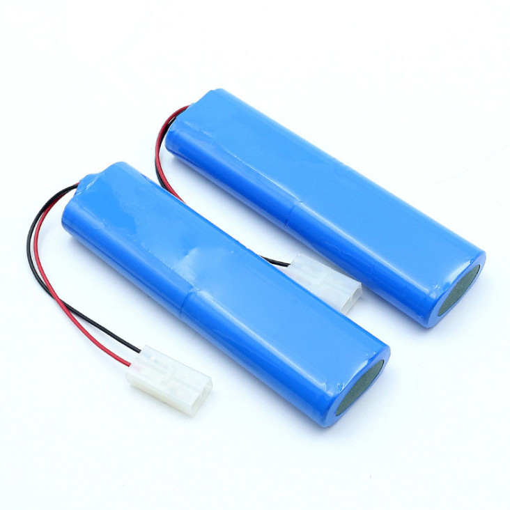 Bicycle headlights 18650 battery pack ,3.7V 8A smart speaker lithium battery