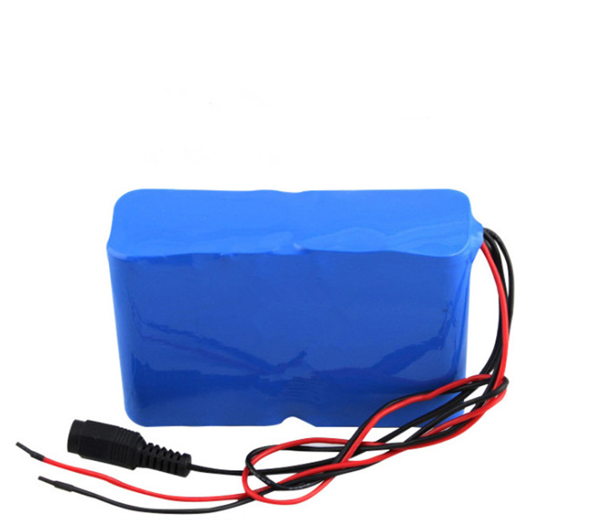 Custom Lithium battery pack 4S3P 14.4V,6600mAh image projected devices battery