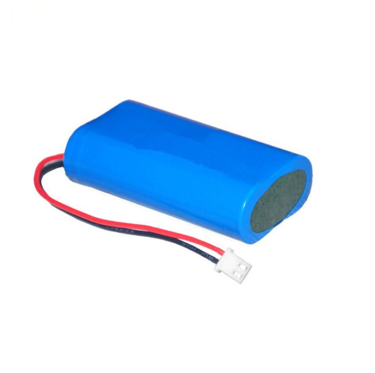 7.4V 2200mAh Li-ion recarregável Baterias de reposição para eletrônicos, Brinquedos, Iluminação, Equipamento