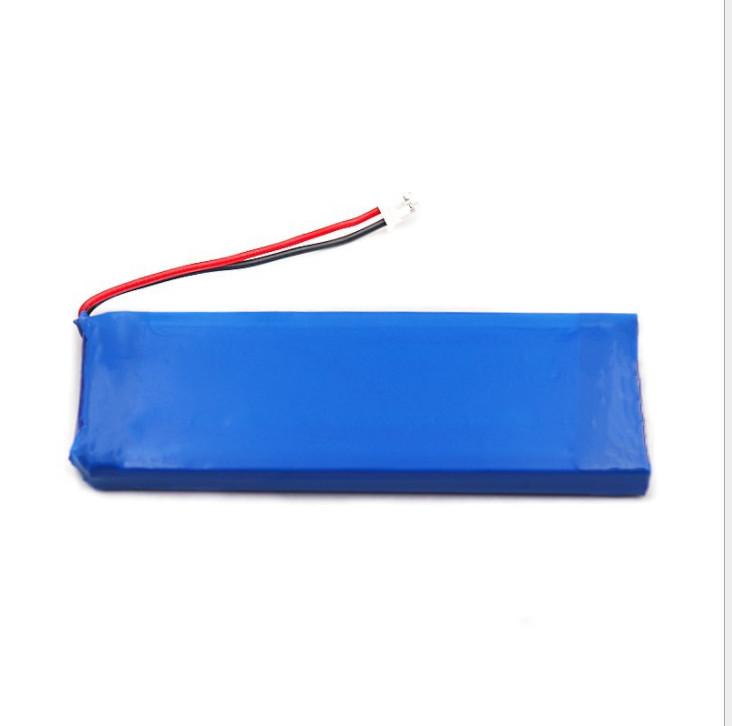 802680 7.4 v 850mAh GPS Li-Polymer bateria,Bateria de alto-falante bluetooth