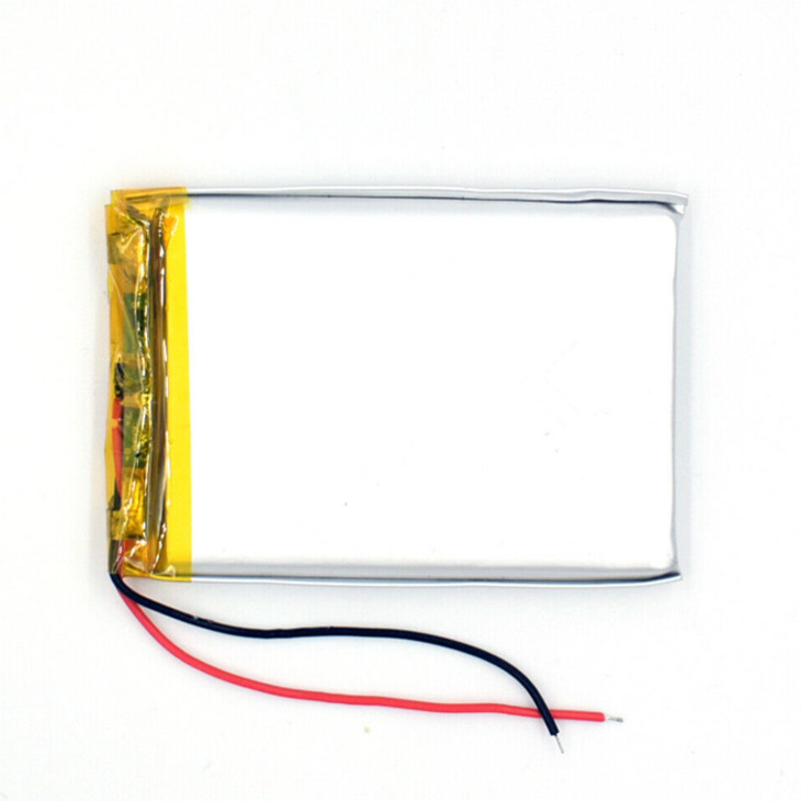 504055 3.7 V ,1300mAh Battery Li-ion Li-Polymer Rechargeable for GPS Bluetooth MP3 MP4