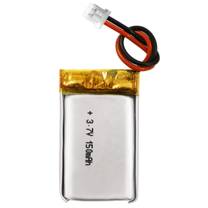 3.7V ,150mAh 401730 blood oxygen tracking equipment Battery, pulse monitors rechargeable Li-Polymer Battery