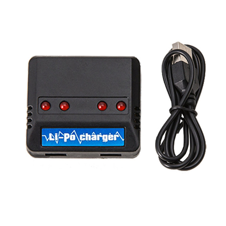 lithium battery charger for air model aircraft ,3.7 v lithium battery usb multi-port charger