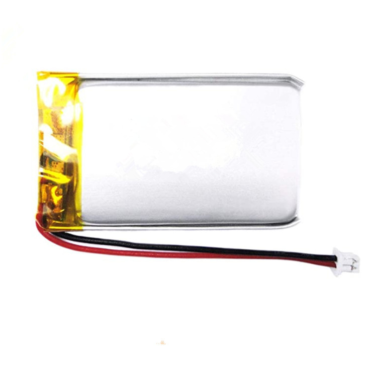 3.7V 800mAh Lithium Ion Polymer Battery Rechargeable Battery Li-ion Li-Po