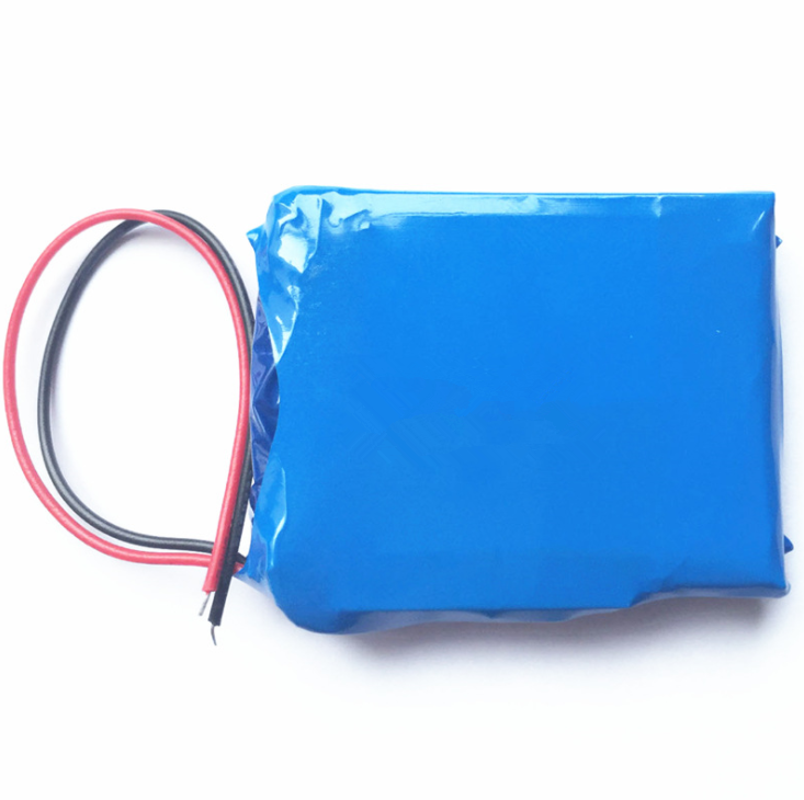 403747-3S 1.1 v 12v 650mah 500mah Bar led Lamp Battery Pack