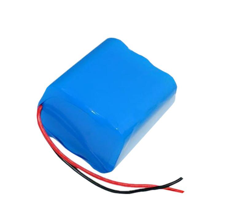 7.4Bateria de lítio V 6.6Ah, Bateria de lítio médica, Bateria de lítio para sucção de escarro