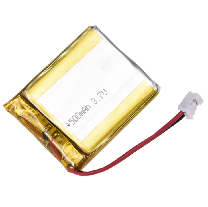 503035 LiPolymer Battery ,3.7 v,500mAh Tester Table Battery