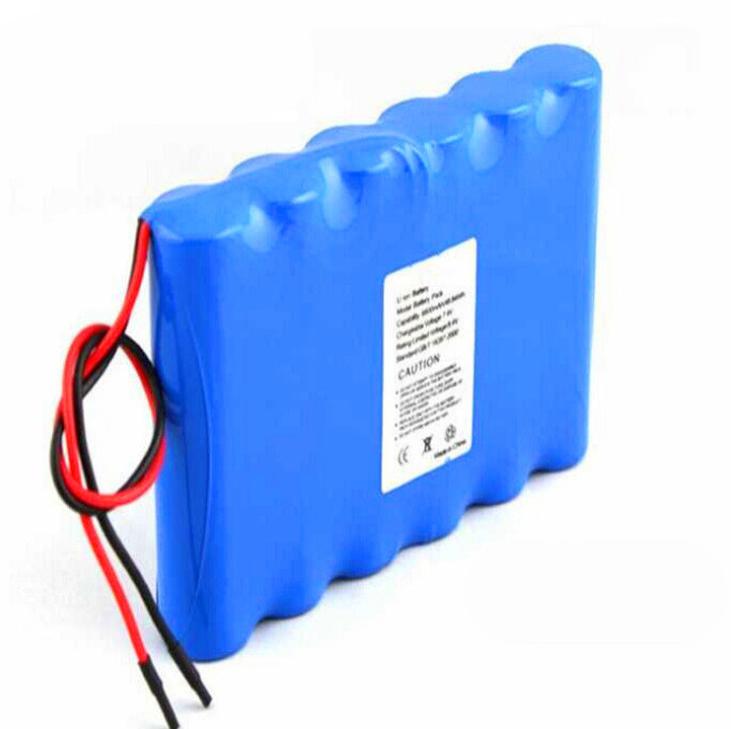 6S1P Oxygenerator Lithium-Akku, Kundenspezifische 22,2-V-Batterien für medizinische Geräte