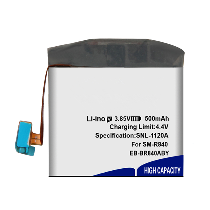 Batterie EB-BR840ABY 500mAh pour montre Samsung 3 Version SM-R840 Watch3