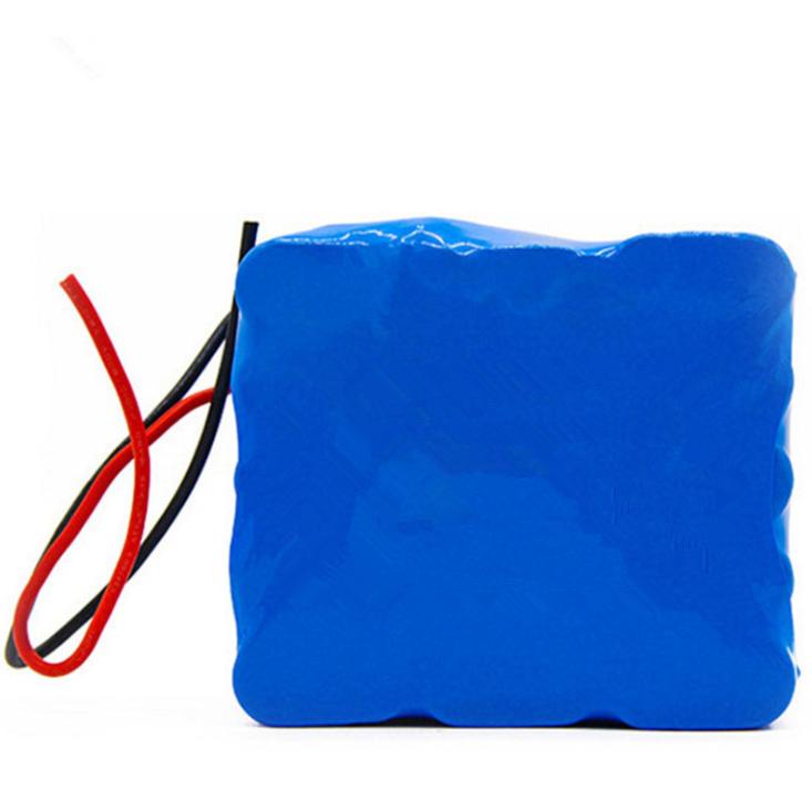 LiFePO4 personalizado 26650 Batería de Litio, 12.8Paquete de batería de litio para cortacésped V 26Ah