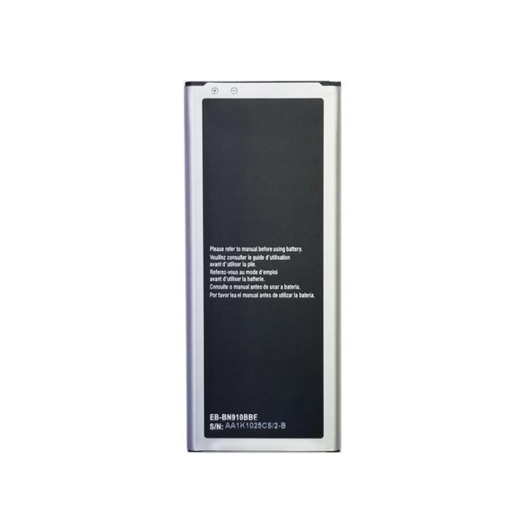 Pour Galaxy Note 4 Batterie pour Samsung Note 4 SM-N910 N910F N910U 4G LTE N910V N910T N910A N910P N9100 N910U N910C N910H Batterie de remplacement EB-BN910BBE NFC batterie